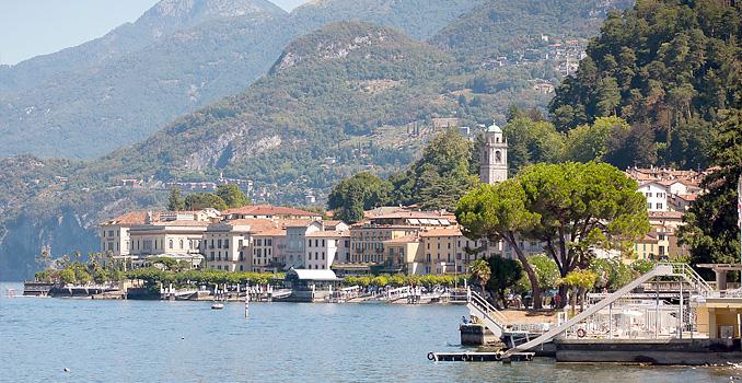 Bellagio, Comer See
