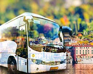 Comersee-Busreise
