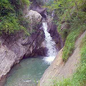 Bild zeigt den Parco Sanagra