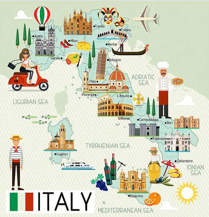 Bild zeigt Italien