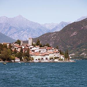 Bild zeigt San Siro am Comer See