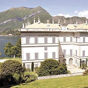 Bild zeigt Villa Melzi